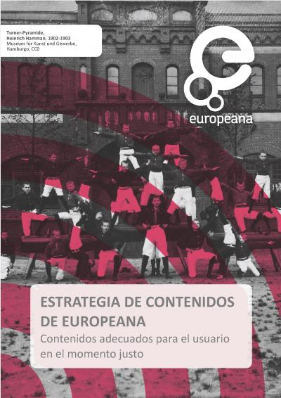 Estrategia de Contenidos de Europeana - Marzo 2017